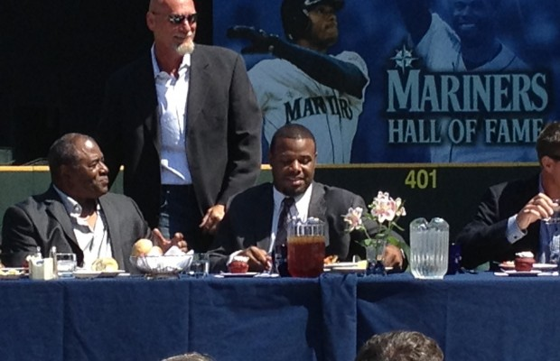 Ken Griffey Jr. Hall of Fame Luncheon