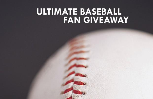 Ultimate Baseball Fan Giveaway