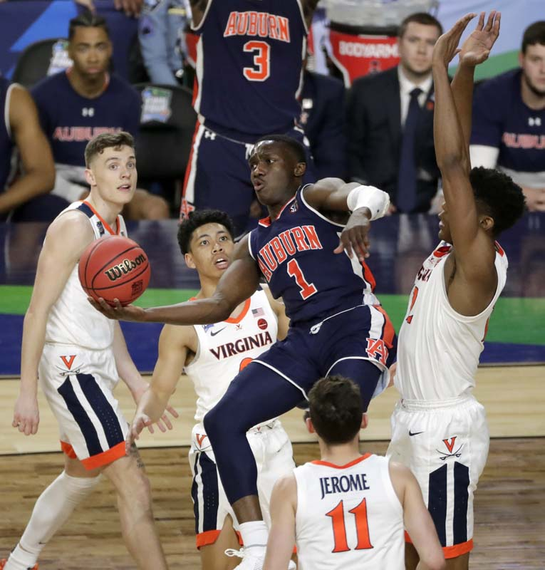 Final Four Auburn Virginia Basketball 1170 Kpug Am1170 Kpug Am